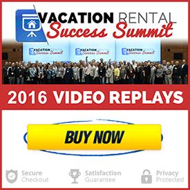 Vacation Rental Success Summit